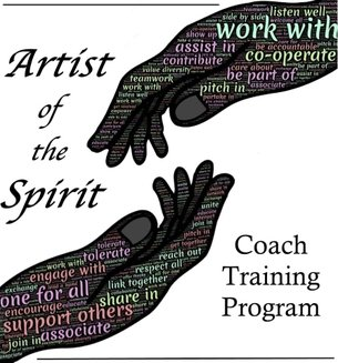 Connecting and Serving as a Life coach through Artist of the Spirit