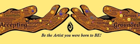 Be the Artist you were BORN to be - and reach out to the world as a Life Coach!